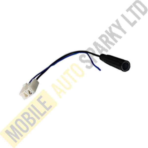 ANT-001B Toyota Factory Male to Standard Female Antenna Adaptor Lead 2012 on