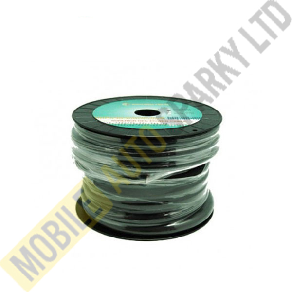 0GA Power Cable (Black) 50ft/Roll