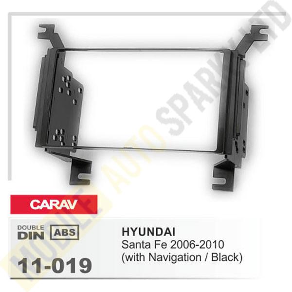 11-019 HYUNDAI Santa Fe 2006-2010 Fitting Kit