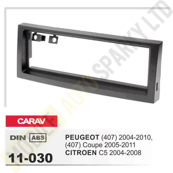 11-030 CITROEN C5 2004-2008 / PEUGEOT (407) 2004-2010, (407) Coupe 2005-2011 Fitting Kit