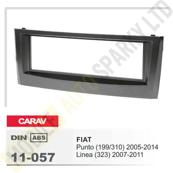 11-057 FIAT Punto (199/310) 2005-2014, Linea (323) 2007-2011 Fitting Kit