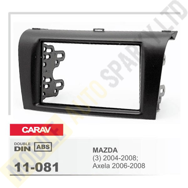 11-081 MAZDA (3) 2004-2008; Axela 2006-2008 Fitting Kit