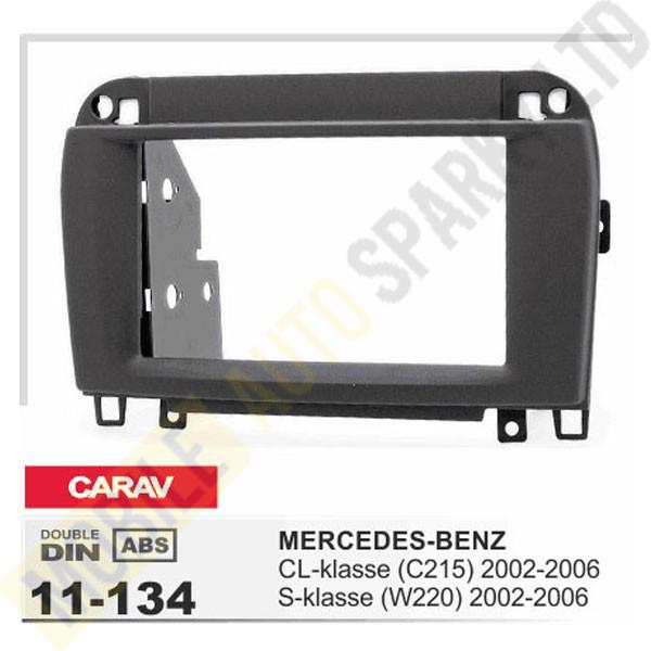11-134 MERCEDES-BENZ CL-klasse (C215) 2002-2006; S-klasse (W220) 2002-2006 Fitting Kit