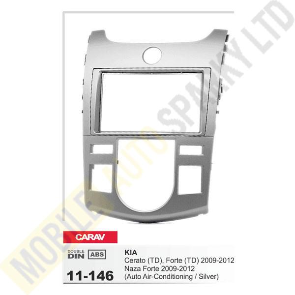 11-146 KIA Cerato (TD), Forte (TD), Naza Forte 2009-2012 Fitting Kit