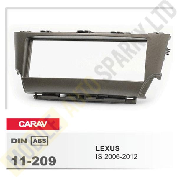 11-209 LEXUS IS 2006-2012 Fitting Kit