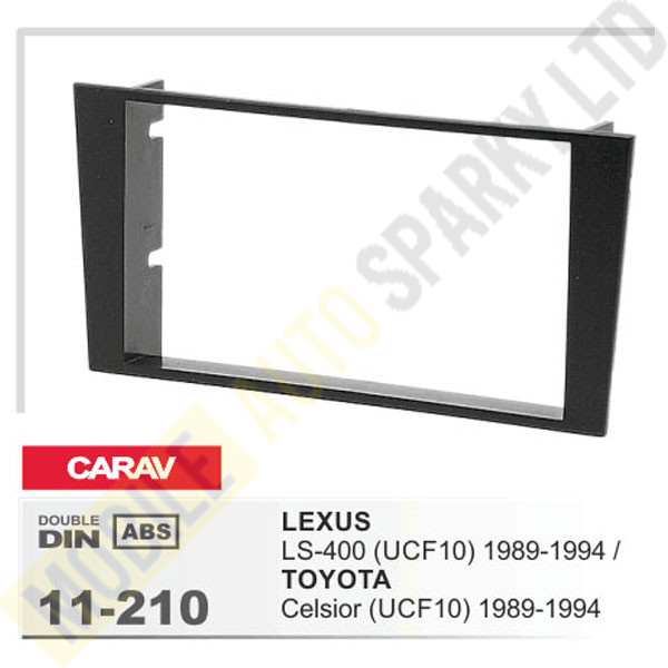 11-210 LEXUS LS-400 (UCF10) 1989-1994 / TOYOTA Celsior (UCF10) 1989-1994 Fitting Kit