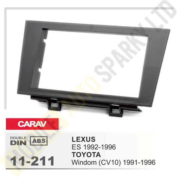 11-211 LEXUS ES 1992-1996 / TOYOTA Windom (CV10) 1991-1996 Fitting Kit