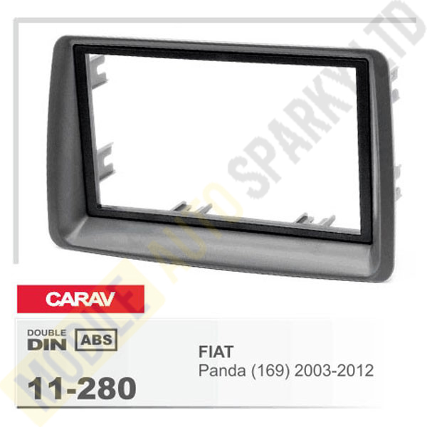 11-280 FIAT Panda (169) 2003-2012 Fitting Kit