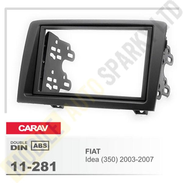 11-281 FIAT Idea (350) 2003-2007 Fitting Kit