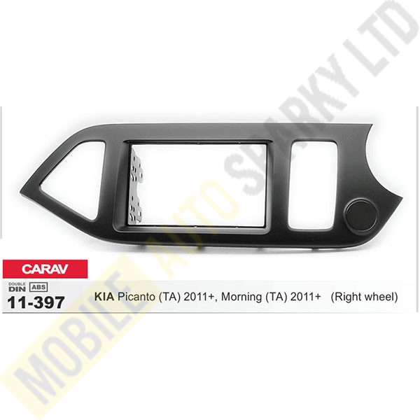 11-397 KIA Picanto (TA), Morning (TA) 2011+ Fitting Kit