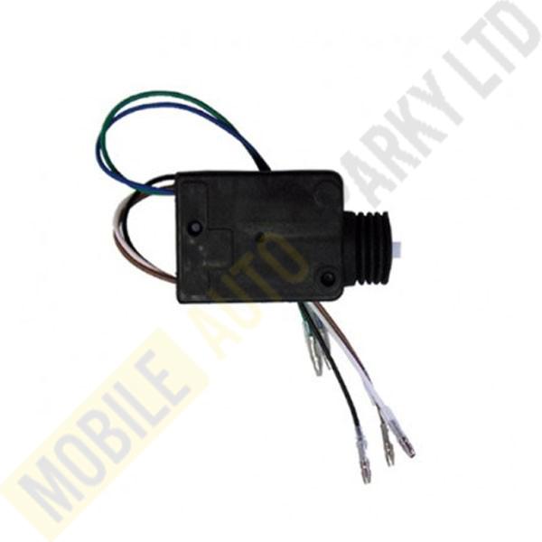 12V Smaller Designed Square Door Lock Motors 5 wire