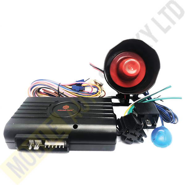 SoundTech 24V Car Alarm 3000H(installed)