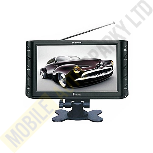 9 inch Dash-mount Monitor with USB / SD Reader