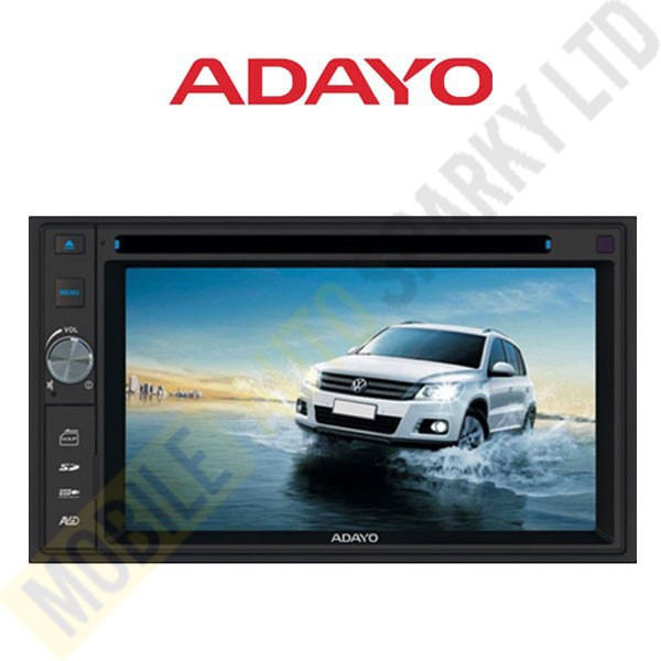 ADAYO CE4M01D DVD / CD / USB / SD Player with Bluetooth and Navigation