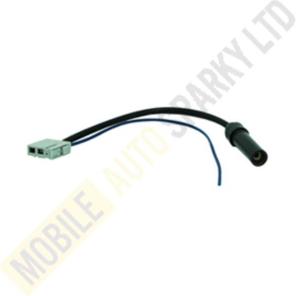 ANT-003B Nissan Factory Male to Standard Female Antenna Adaptor Lead 2006 on