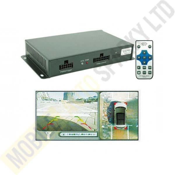 BDV360-R (Birdview recorder with 4 High Resolution cameras)