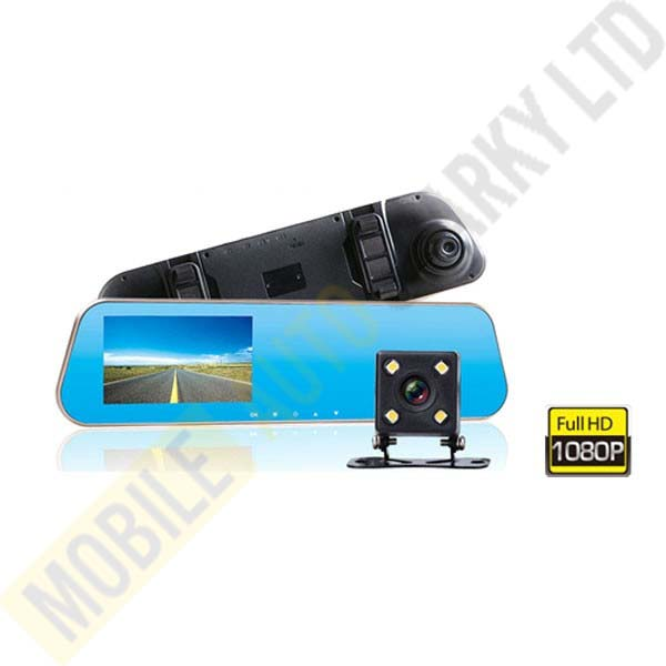 Rear Camera with front cam recorder C2S