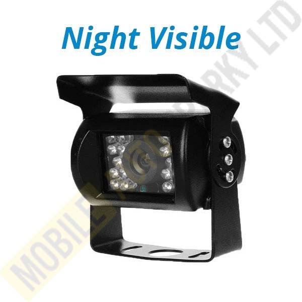 C500N-120S for 12V / 24V Vehicle Night Visible