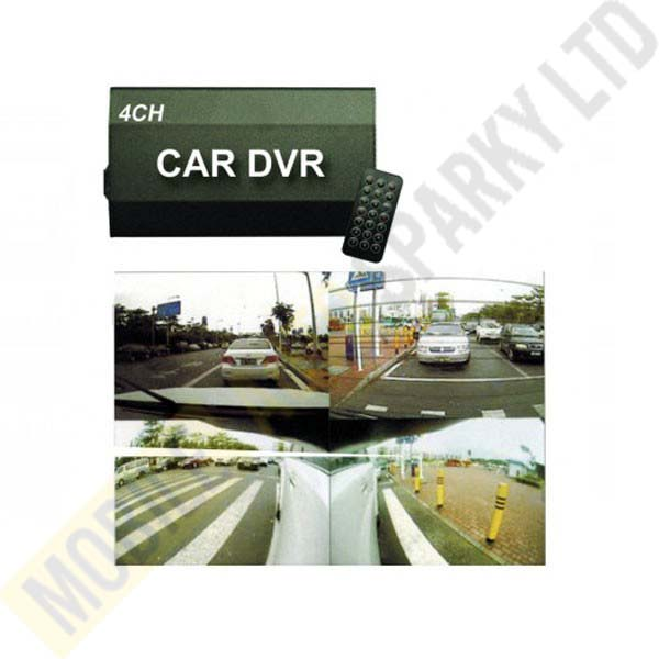 DVR600 4CH 360° Full View Recorder