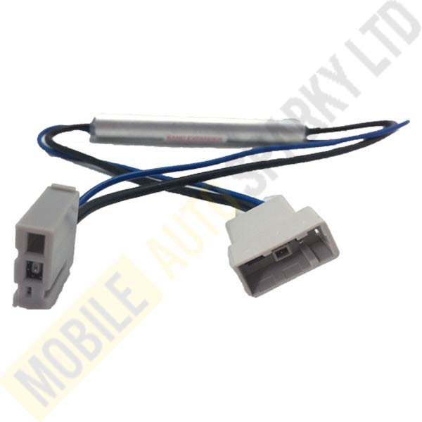 FM Band Expander - Special Type For New Model of Nissan Cars 2006 on