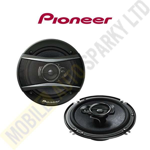 Pioneer TS-A1676S 6 x 9 Inch 3-Way Speaker 320W