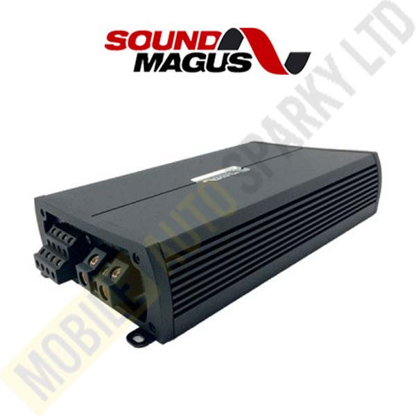 Sound Magus SK600.4 For Top-Flight Audio Performance