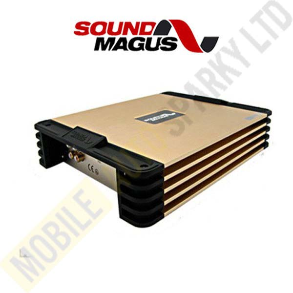 Sound Magus VS160.2 Class D Mono Bass In-Car Amplifier