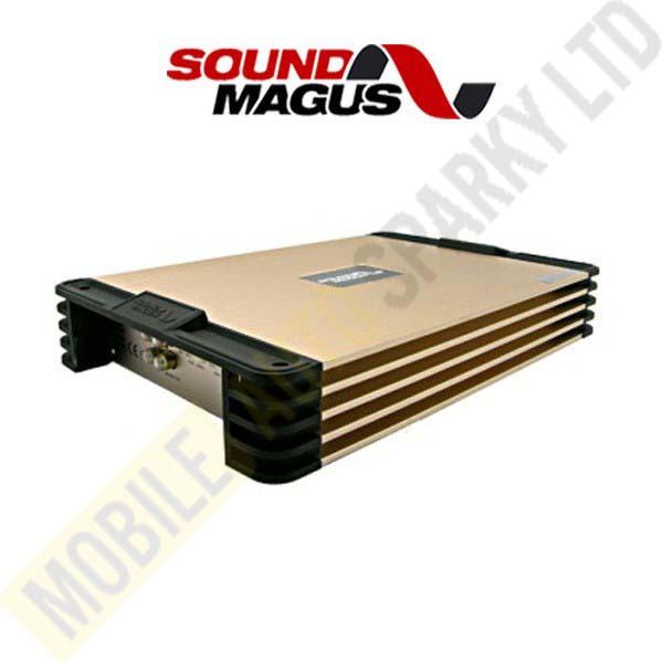 Sound Magus VS800.1 Class D Mono Bass In-Car Amplifier