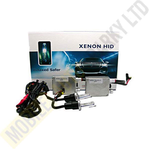 Xenon HID Kits H1, H3, H7, H11, 9005, 9006 with standard ballast 42W 6000K