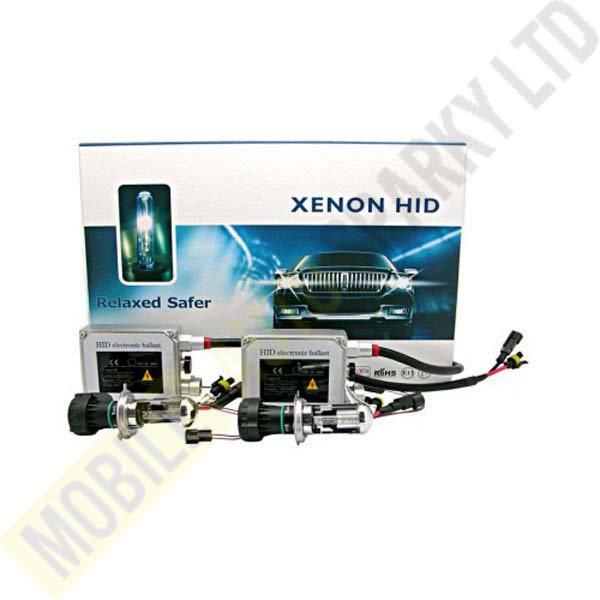 Xenon HID Kits H4 with standard ballast 35W 6000K