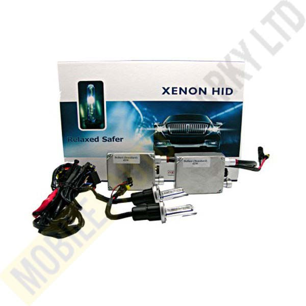 Xenon HID Kits H4 with standard ballast 42W 6000K